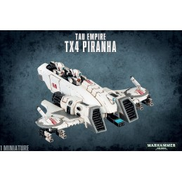 Warhammer 40,000: TX4 Piranha