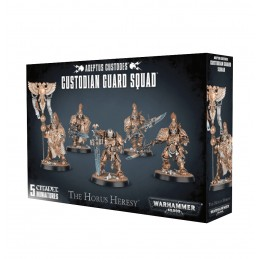 Warhammer 40.000: Custodian...