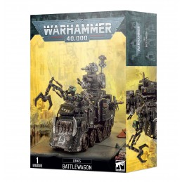 Warhammer 40.000: Battlewagon