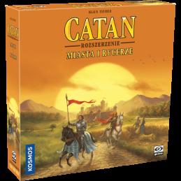 Catan - Miasta i Rycerze...