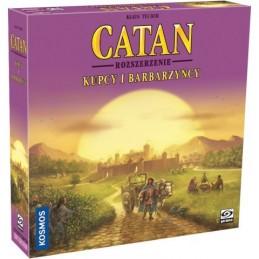Catan - Kupcy i Barbarzyńcy...