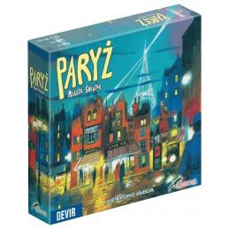 Paryż: Miasto świateł